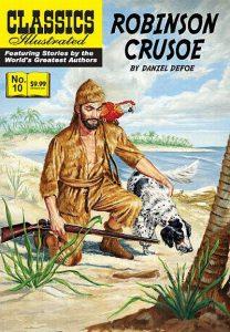 Classics Illustrated #10 (2011)