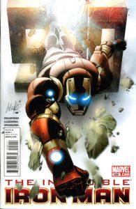 Invincible Iron Man #500 (2011)