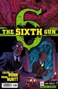 The Sixth Gun #8 (2011)