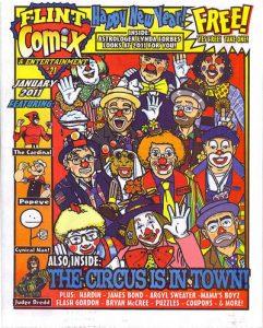 Flint Comix & Entertainment #21 (2011)