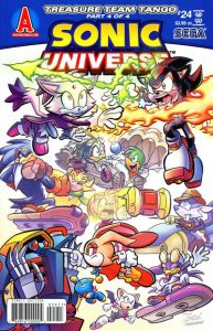 Sonic Universe #24 (2011)