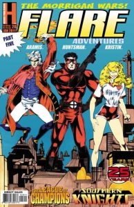 Flare Adventures #28 (2011)