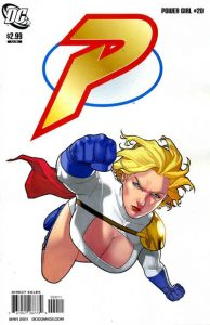 Power Girl #20 (2011)