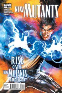 New Mutants #21 (2011)