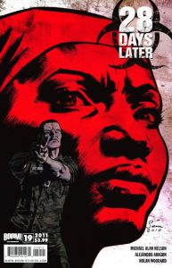 28 Days Later #19 (2011)