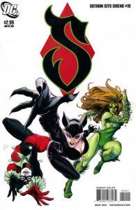Gotham City Sirens #19 (2011)