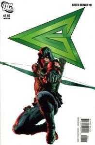 Green Arrow #8 (2011)
