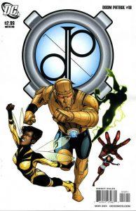 Doom Patrol #18 (2011)