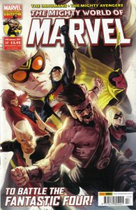 The Mighty World of Marvel #17 (2011)