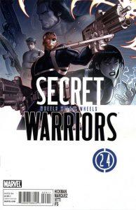 Secret Warriors #24 (2011)