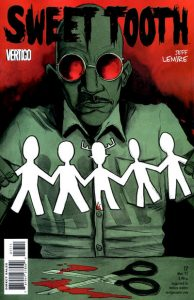 Sweet Tooth #17 (2011)