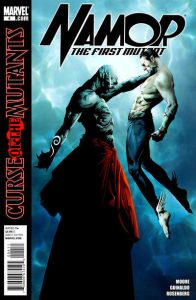 Namor: The First Mutant #4 (2011)