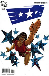 Freedom Fighters #5 (2011)