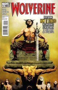 Wolverine #5 (2011)