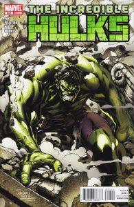 Incredible Hulks #621 (2011)