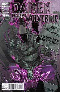 Daken: Dark Wolverine #5 (2011)