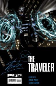 The Traveler #3 (2011)