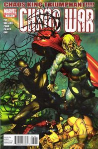 Chaos War #5 (2011)