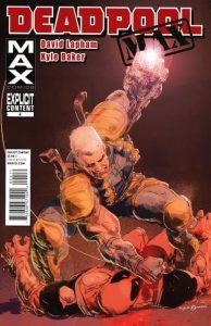 Deadpool Max #4 (2011)