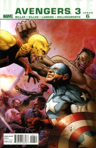 Ultimate Avengers #18 (2011)