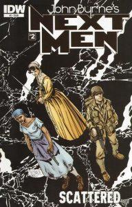 John Byrne's Next Men #2 (2011)