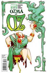Ozma of Oz #3 (2011)