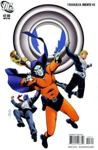 T.H.U.N.D.E.R. Agents #3 (2011)