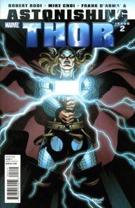 Astonishing Thor #2 (2011)