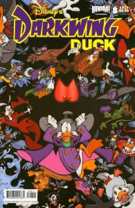 Darkwing Duck #8 (2011)