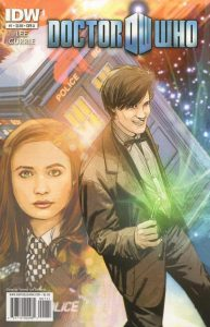 Doctor Who #1 (2011)