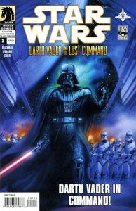 Star Wars: Darth Vader and the Lost Command #1 (2011)
