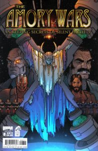 The Amory Wars in Keeping Secrets of Silent Earth: 3 #8 (2011)