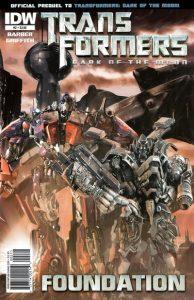 Transformers: Foundation #2 (2011)