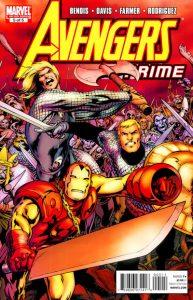 Avengers Prime #5 (2011)