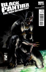 Black Panther: The Man Without Fear #514 (2011)