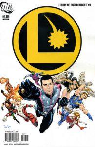 Legion of Super-Heroes #9 (2011)