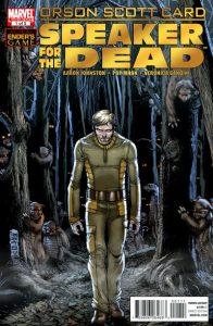 Orson Scott Card's Speaker for the Dead #1 (2011)
