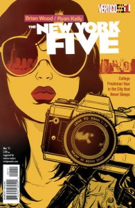 The New York Five #1 (2011)