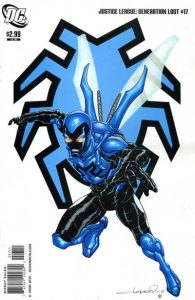 Justice League: Generation Lost #17 (2011)