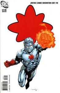 Justice League: Generation Lost #18 (2011)