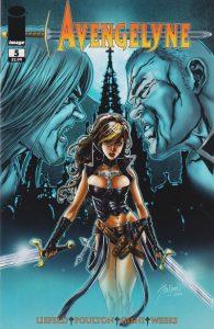 Avengelyne #5 (2011)