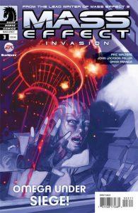 Mass Effect: Invasion #3 (2011)