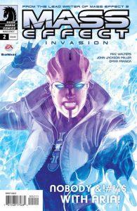 Mass Effect: Invasion #2 (2011)
