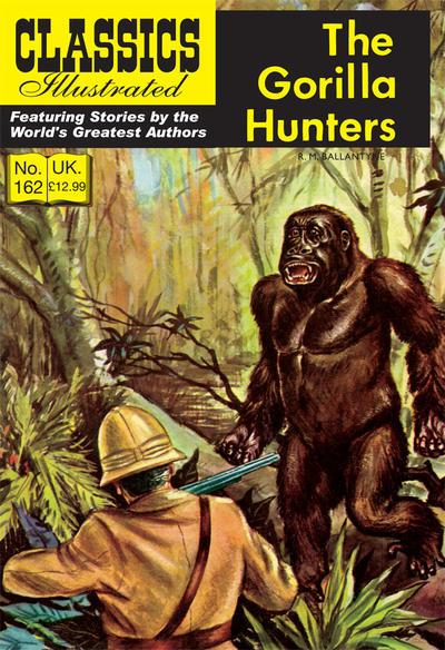 Classics Illustrated (UK) #149 (2011)