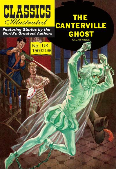 Classics Illustrated (UK) #150 (2011)