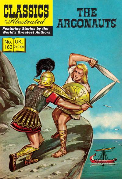 Classics Illustrated (UK) #163 (2011)