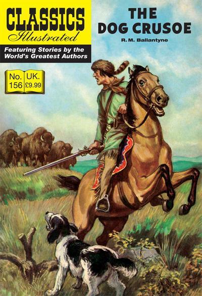 Classics Illustrated (UK) #156 (2011)