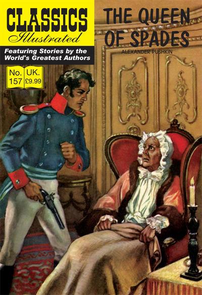 Classics Illustrated (UK) #157 (2011)