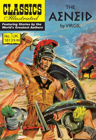 Classics Illustrated (UK) #161 (2011)