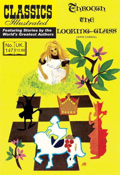 Classics Illustrated (UK) #147 (2011)